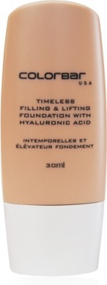Colorbar Timeless Filling and Lifting Foundation(004 Sand Beige, 30 ml)