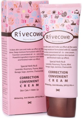 Bnbkorea Rivecowe CC Cream SPF40 PA+++ Foundation