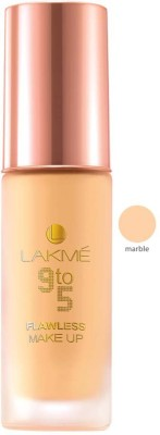 Lakme 9 to 5 Flawless Makeup Foundation