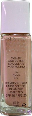 Revlon Nearly Naked Foundation(NUDE - 150, 30 ml)