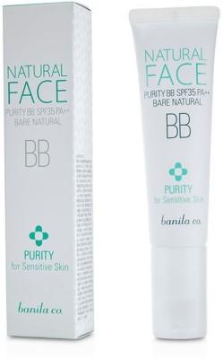 Banila Co. Natural Face Purity BB SPF35 (For Sensitive Skin) Foundation