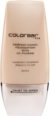 Colorbar Perfect Match  Foundation