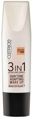 Catrice 3 in 1 Colour Care Correct Skin Tone Adapting Make Up 020-Medium Skin Foundation