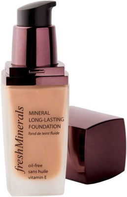 FreshMinerals Liquid Mineral Long Lasting  Foundation