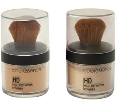 Coloressence High Defination Powder (Packof2) Foundation