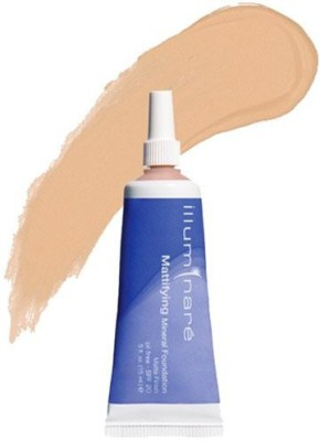 Illuminare Mattifying (Ultimate All Day) Mineral  Foundation