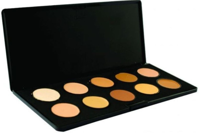 Coloressence High Definition Make-up Base Pallate  Foundation(HDM-II, 20 g)