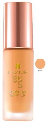 Lakme 9 to 5 Flawless Make Up Foundation