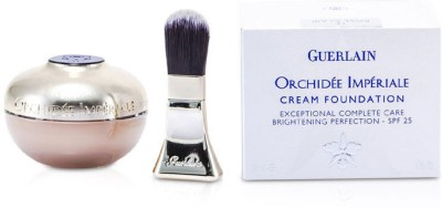 Guerlain Orchidee Imperiale Cream Foundation Brightening Perfection SPF 25 Foundation