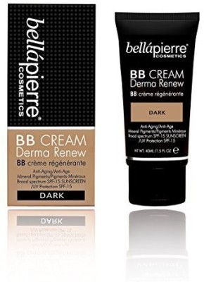 Bella Pierre Cosmetics Bb Cream Derma Renew Foundation