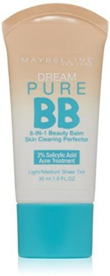 Maybelline Dream Pure BB Cream Foundation