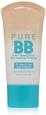 Maybelline Dream Pure BB Cream Foundation