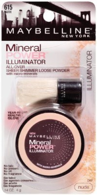 Maybelline Mineral Power Illuminator Foundation