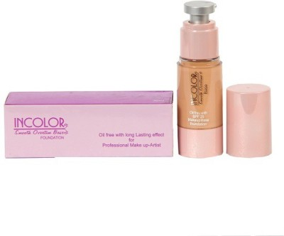 Incolor Smooth Overtime Base-03 Foundation