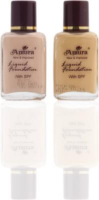 Amura Colour Cosmetics No.003 Foundation