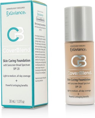 Exuviance CoverBlend Skin Caring Foundation SPF20 Foundation