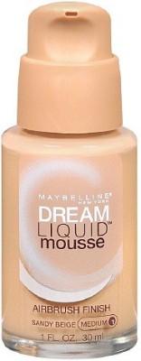 Maybelline Dream Liquid Mousse  Foundation