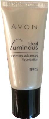 Avon Ideal Luminous Cashmere Advanced Foundation(Beige-01, 25 g)