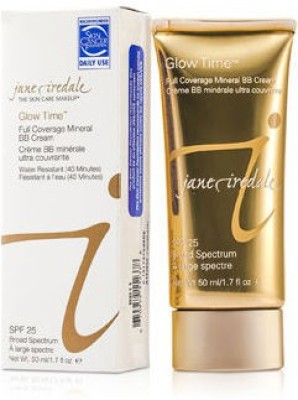 Jane Iredale Glow Time Full Coverage Mineral BB Cream SPF 25 Foundation