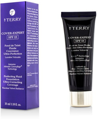 By Terry Cover Expert Perfecting Fluid Foundation SPF15 Foundation