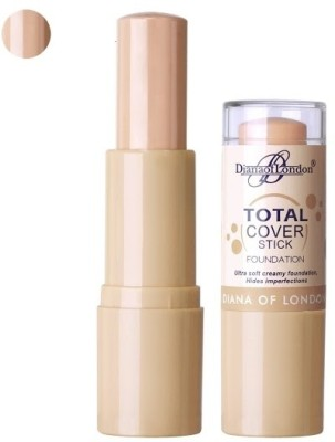 Diana of London Total cover Stick Foundation501Rose Cover 11 GM Foundation