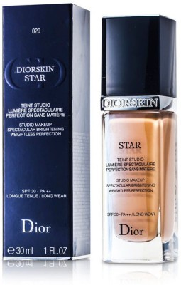 Christian Dior Diorskin Star Studio Makeup SPF30 Foundation
