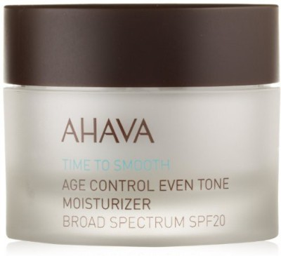 AHAVA Time to Smooth Age Control Even Tone Moisturizer Broad Spectrum SPF 20 Foundation