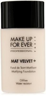 Make Up For Ever Mat Velvet + Matifying  Foundation(No. 55 - Neutral Beige)