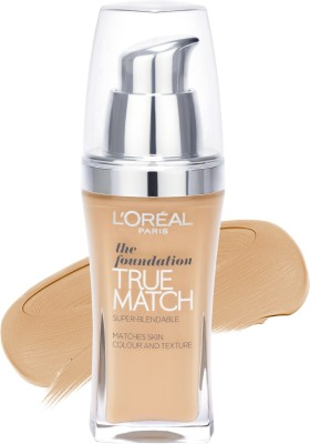 Loreal Paris True Match Super Blendable Makeup Foundation - 30 ml