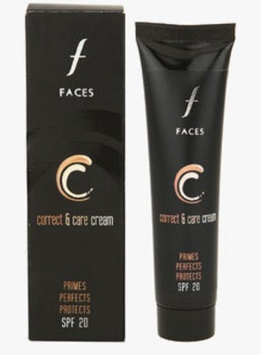 Faces Correct & Care Cream Foundation