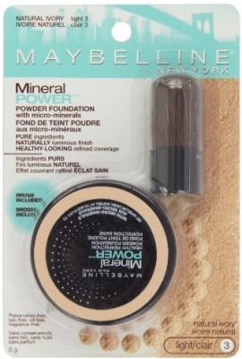 Maybelline Mineral Power Powder  Foundation