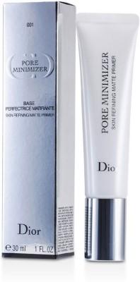 Christian Dior Pore Minimizer Skin Refining Matte Primer Foundation