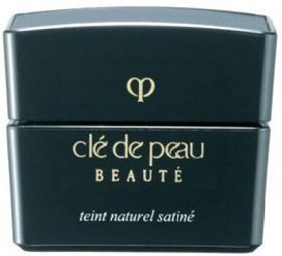 Cle De Peau Silky Cream  Foundation