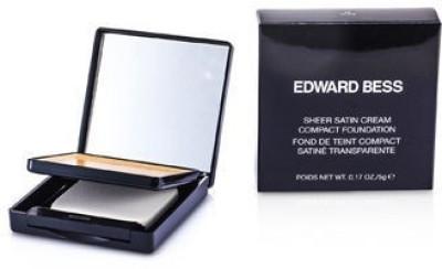 Edward Bess Sheer Satin Cream Compact  Foundation