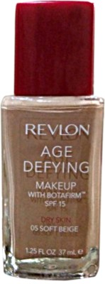 Revlon Age Defying Foundation(Soft Beige-05, 37 ml)