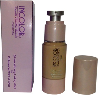 Incolor Smooth Overtime Base  Foundation