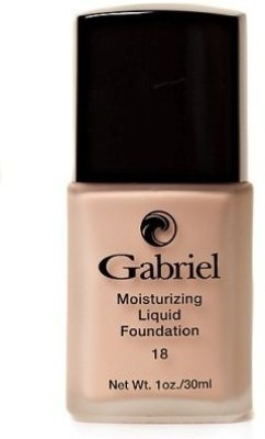 Gabriel Cosmetics Inc. - Moisturizing Liquid  Foundation