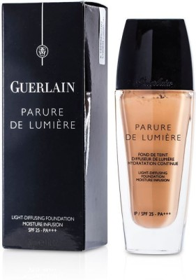 Guerlain Parure De Lumiere Light Diffusing Fluid Foundation SPF 25 Foundation
