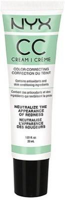 Nyx cc cream - anti redness Foundation