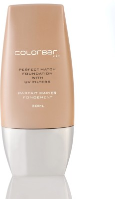 Colorbar Perfect Match Foundation New Foundation