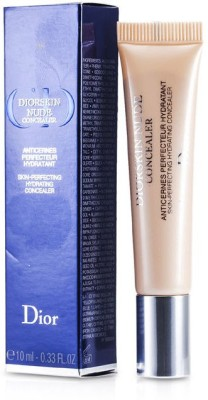 Christian Dior Diorskin Nude Skin Perfecting Hydrating Concealer Foundation