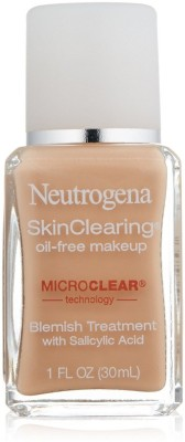 Neutrogena Skin Clearing Liquid Makeup Foundation