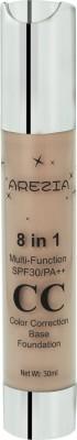 Arezia 8 in 1 Gel Base CC Foundation