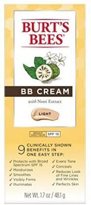 Burt's Bees Cream with SPF 15 Foundation