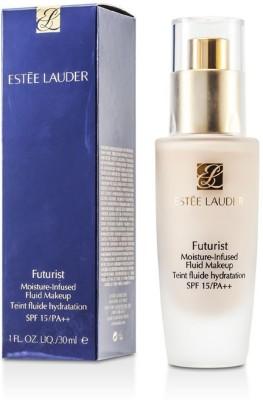 Estee Lauder Futurist Moisture Infused Fluid Makeup SPF 15 Foundation