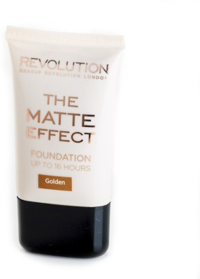 Makeup Revolution London The Matte Effect Foundation