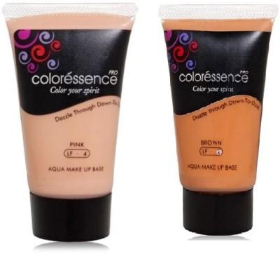 Coloressence Coloressence Aqua Makeup Base Foundation (Packof2) Foundation