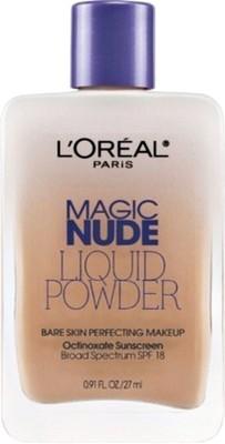 L,Oreal Paris Magic Nude Liquid Powder Foundation