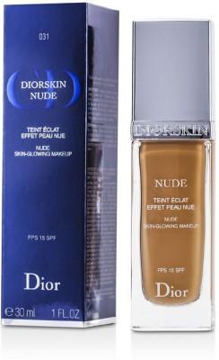 Christian Dior Diorskin Nude Skin Glowing Makeup SPF 15 Foundation