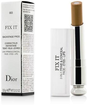 Christian Dior Fix It Backstage Pros Concealer Foundation